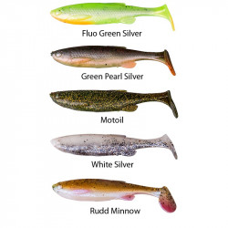 SG Fat Minnow 7.5cm Green