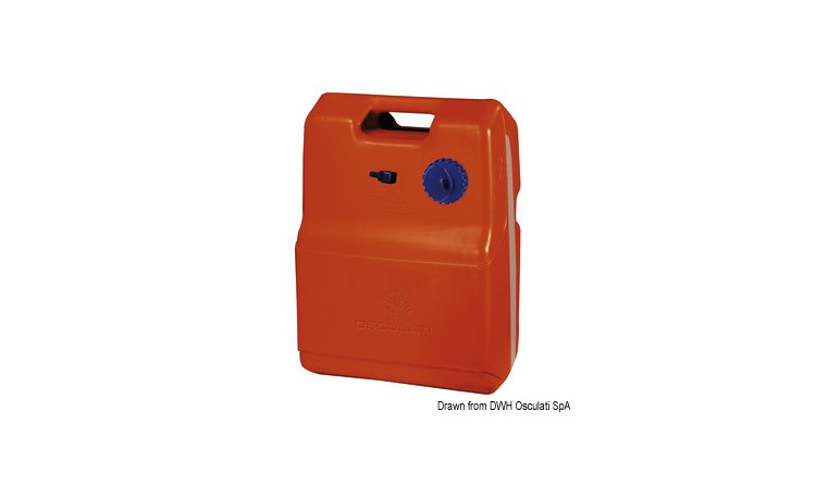Réservoir carburant Eltex 24 l
