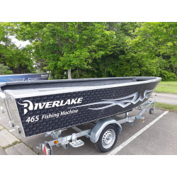 RIVERLAKE 465 Fishing Machine