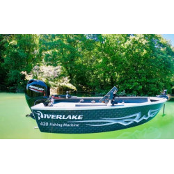 RIVERLAKE 420 Fishing Machine
